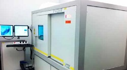 The XT H 225 ST micro-focus CT system is perfectly suited for analysis of small to larger samples.