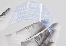 Researchers have developed a graphene-based, flexible LED display prototype that is incredibly thin and bright (Shutterstock image gallery)