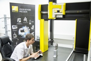 Nikon Metrology retrofit - 3D measurement