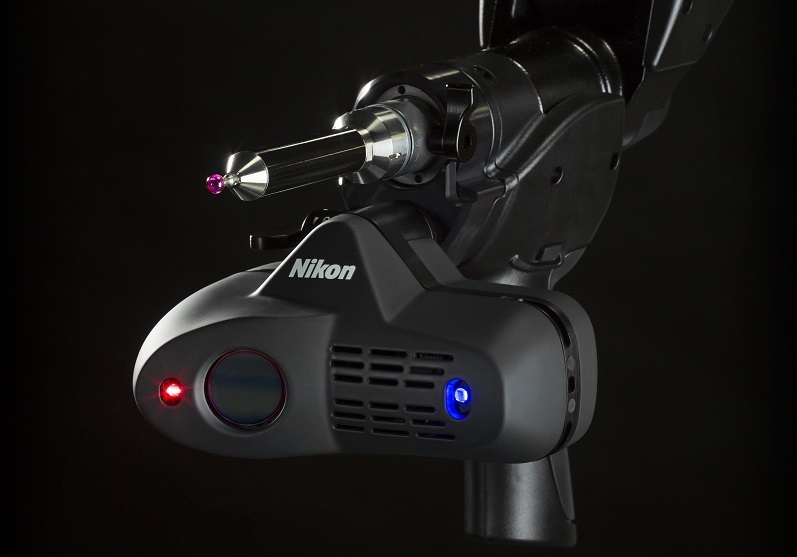 Fast and accurate 3D scanning: Introducing the new Nikon ModelMaker H120 handheld scanner.