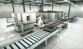 Automated CT - Nikon Metrology introduces production ready, in-line, CT.