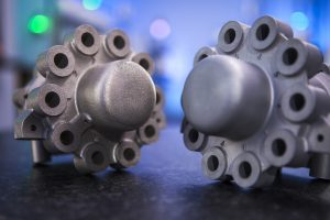 Sintavia metal AM parts are used in important industries, including aerospace & defense, oil & natural gas, automotive, and ground power generation.