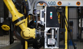 Adaptive Robot Control cell at GKN aerospace