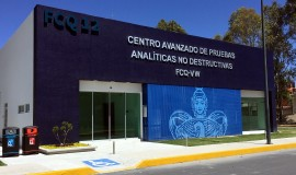 The Center for Non-Destructive Analytics at BUAP